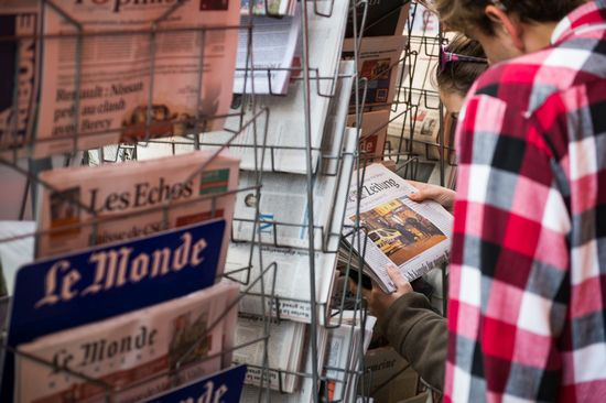 The Buzz - lezen boeven ook de krant? (2017-2019)